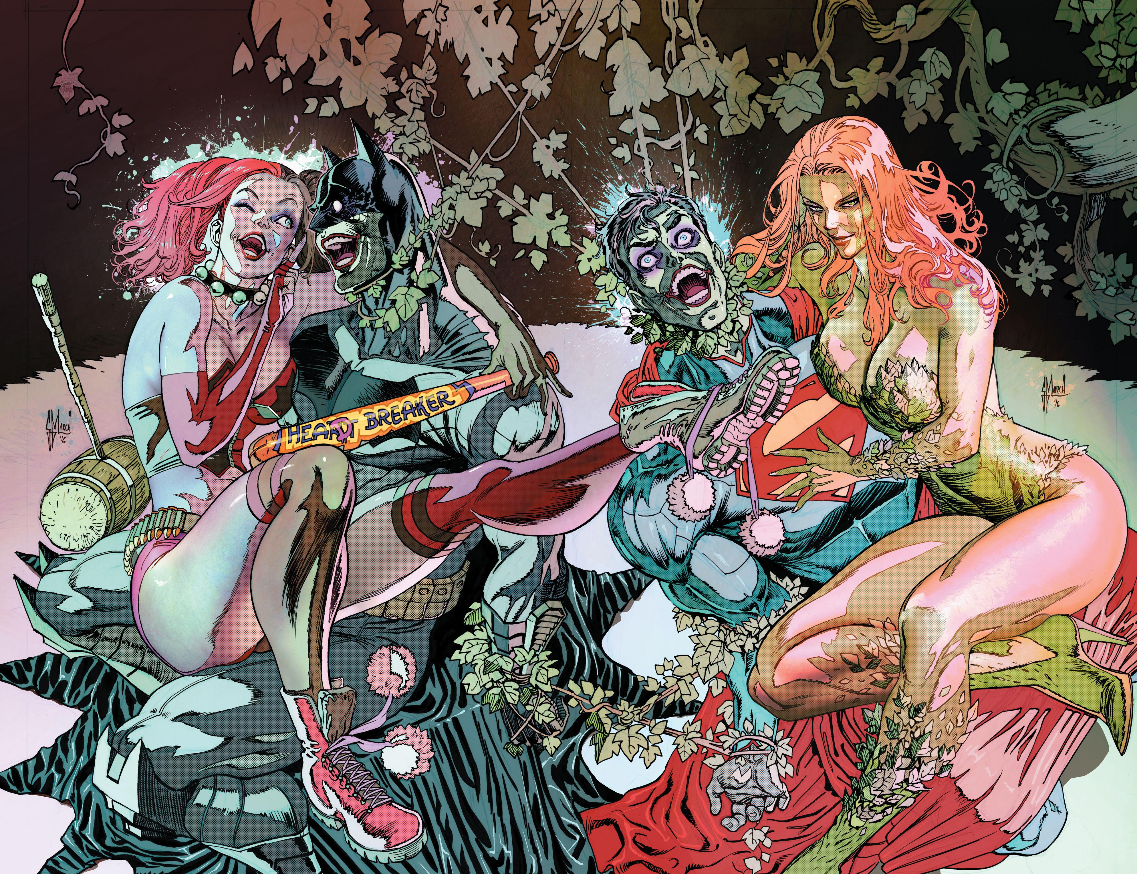 Read online Batman (2011) comic -  Issue # _TPB 9 - 169