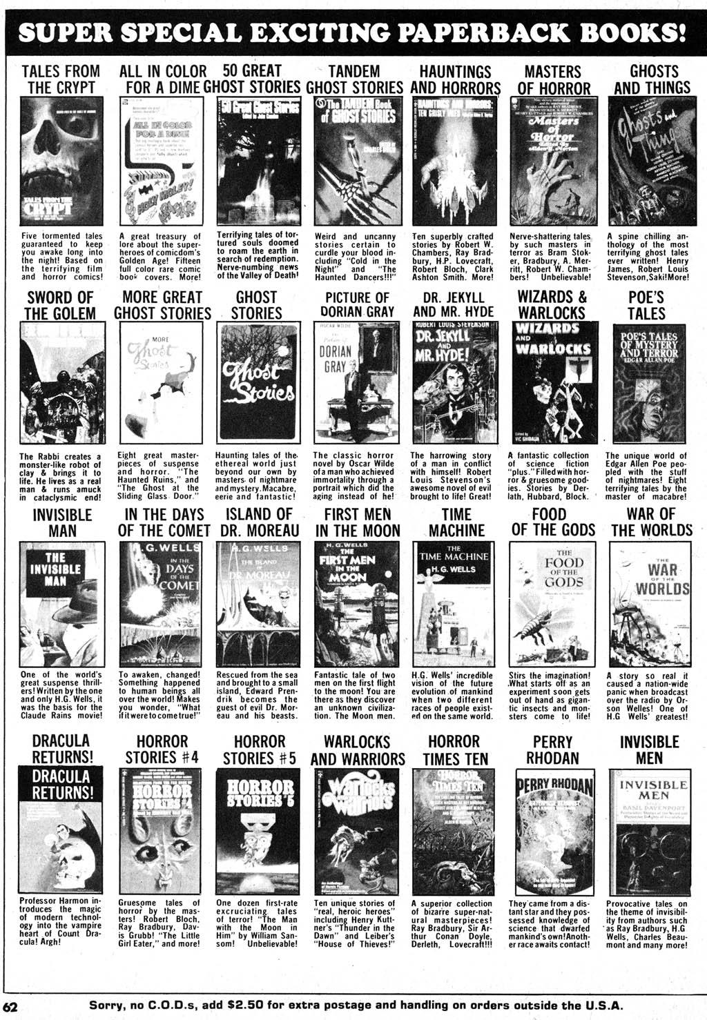 Creepy (1964) #55 - Read Creepy (1964) Issue #55 Online