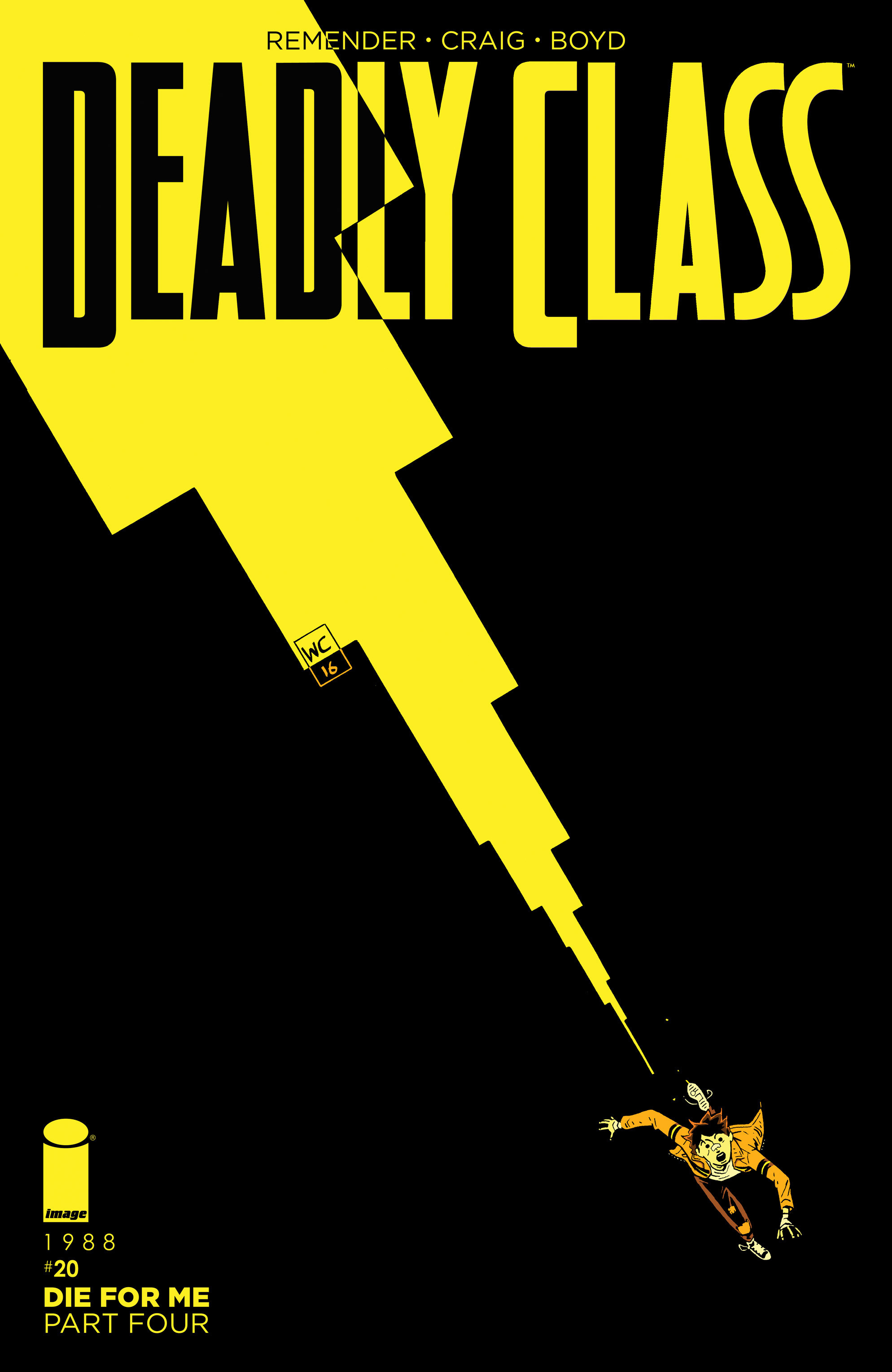 Deadly Class 20 Page 1