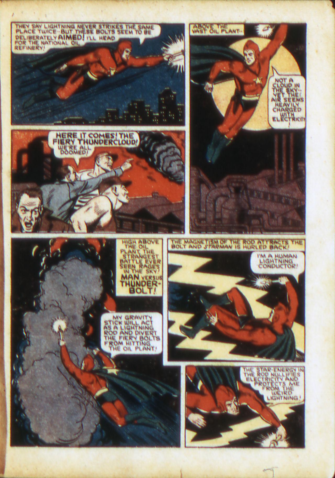 Read online Adventure Comics (1938) comic -  Issue #71 - 8
