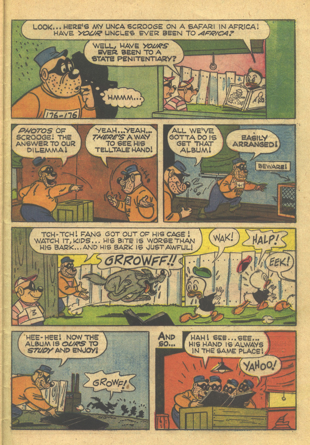 Read online Uncle Scrooge (1953) comic -  Issue #77 - 23