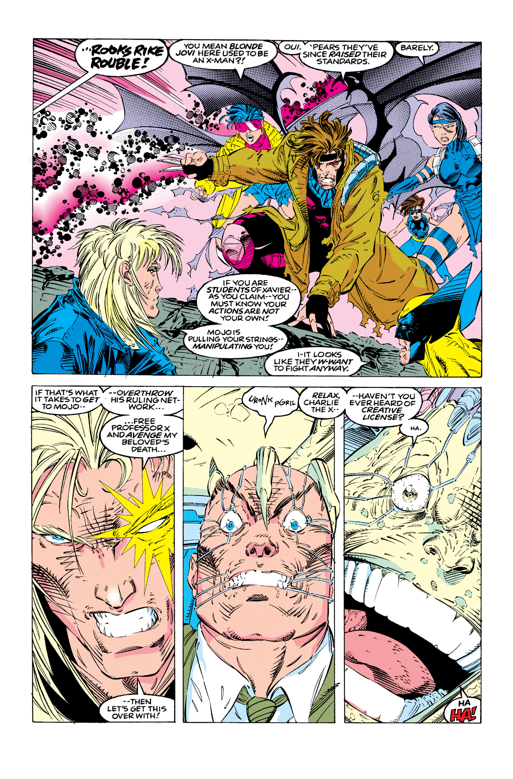 X-Men (1991) 10 Page 15