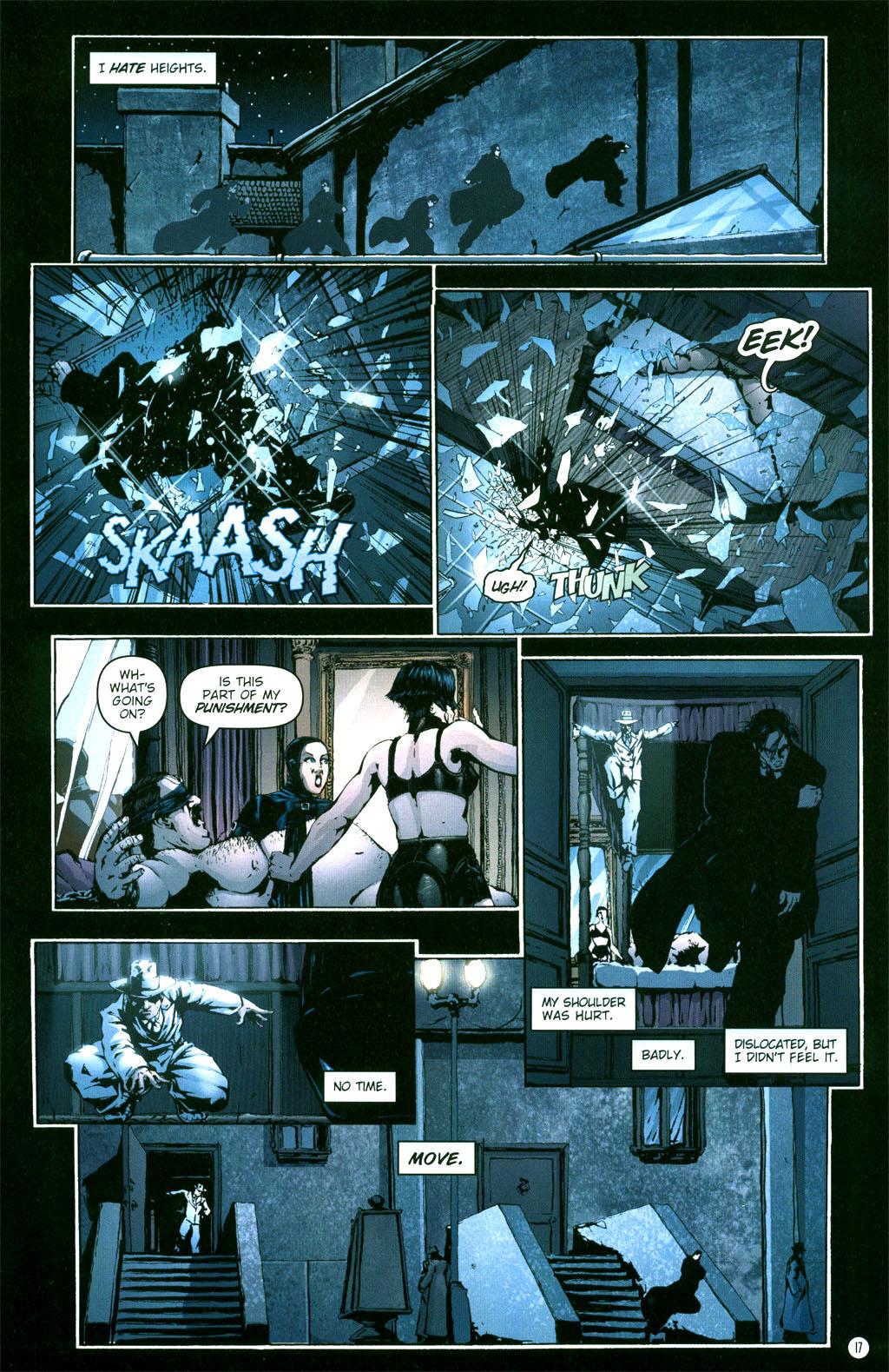 Read online Rex Mundi comic -  Issue #5 - 19