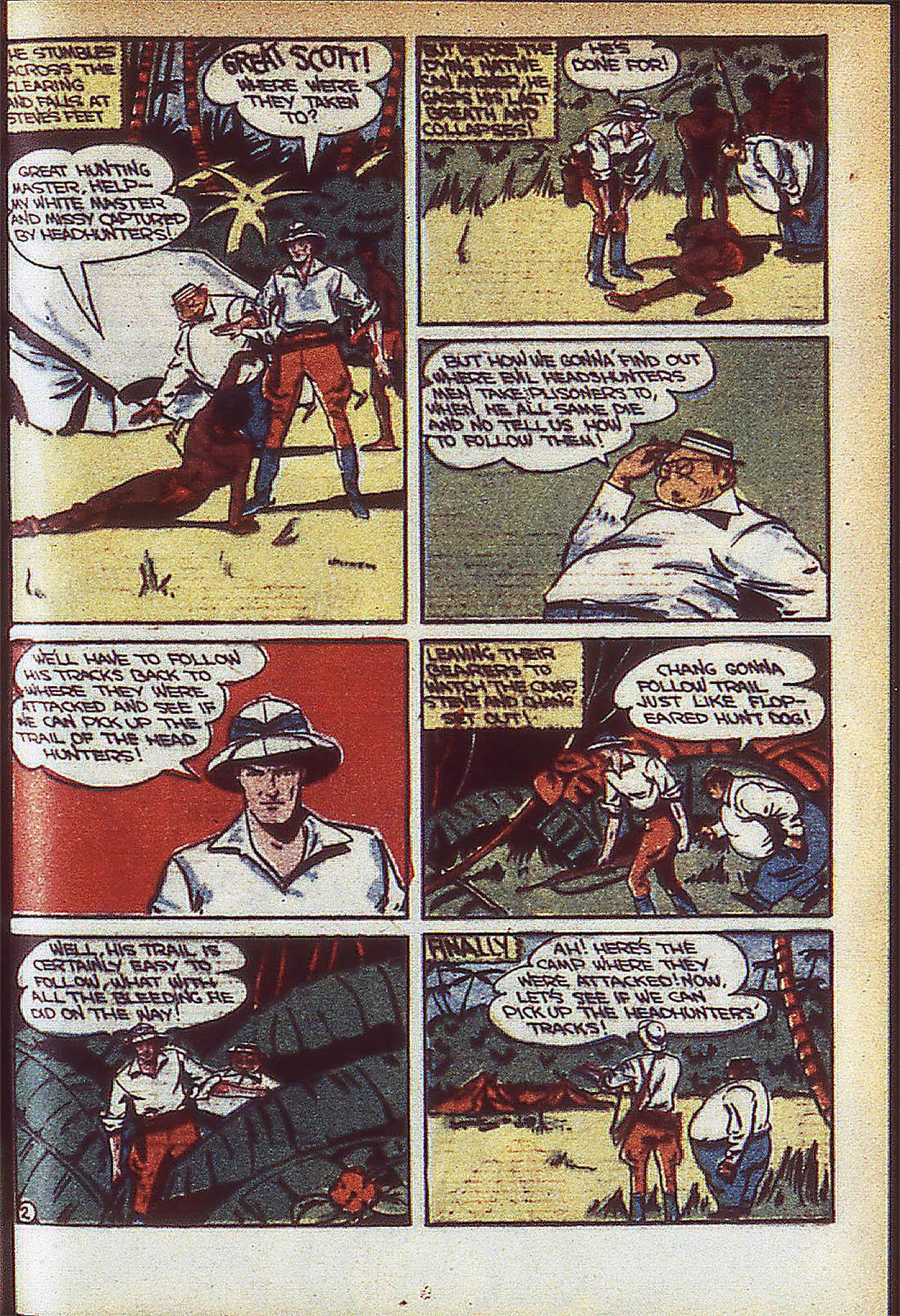 Read online Adventure Comics (1938) comic -  Issue #59 - 50