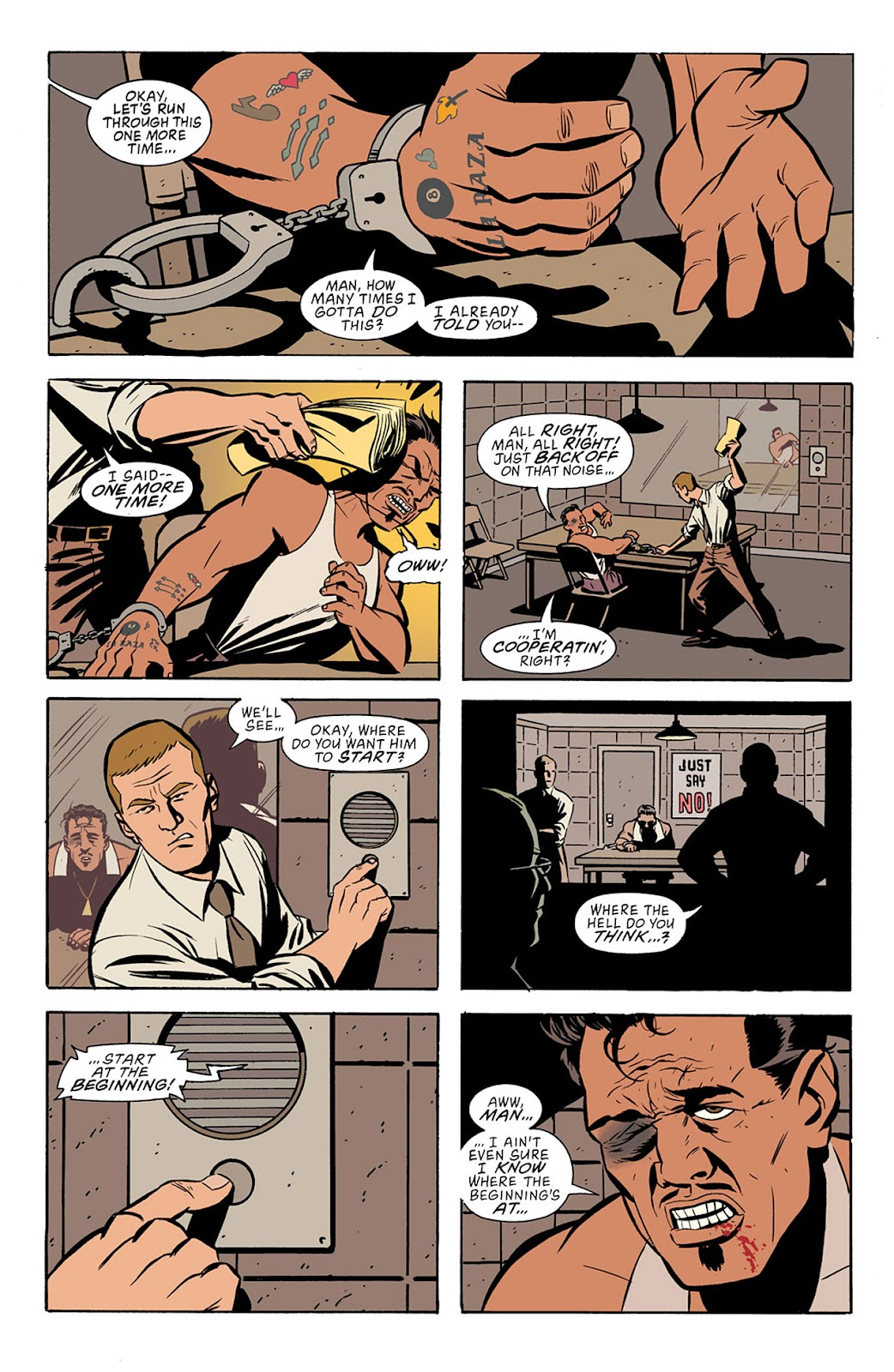 Catwoman (2002) Issue #5 #5 - English 2