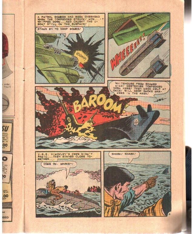 Read online Fightin' Navy comic -  Issue #122 - 15