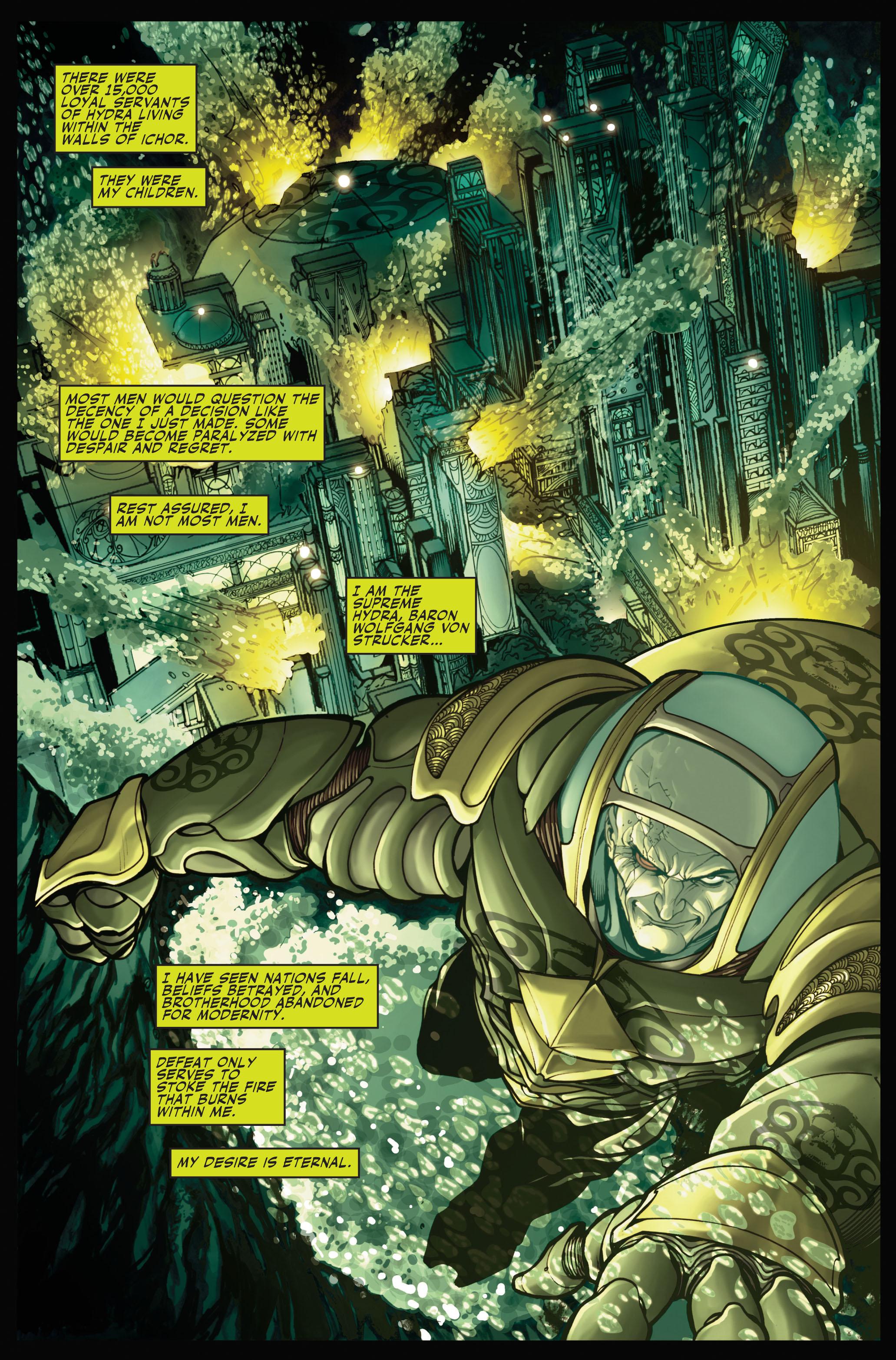 Read online Secret Warriors comic -  Issue #2 - 8