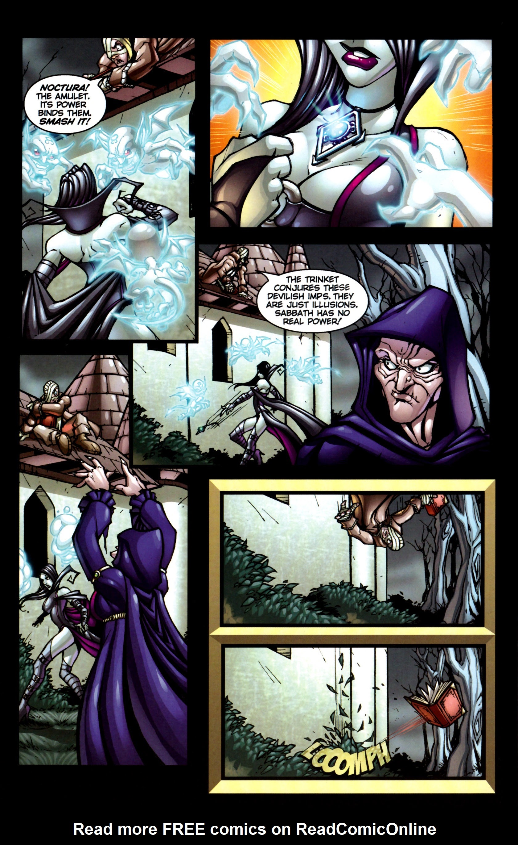 Read online Abiding Perdition comic -  Issue #6 - 13