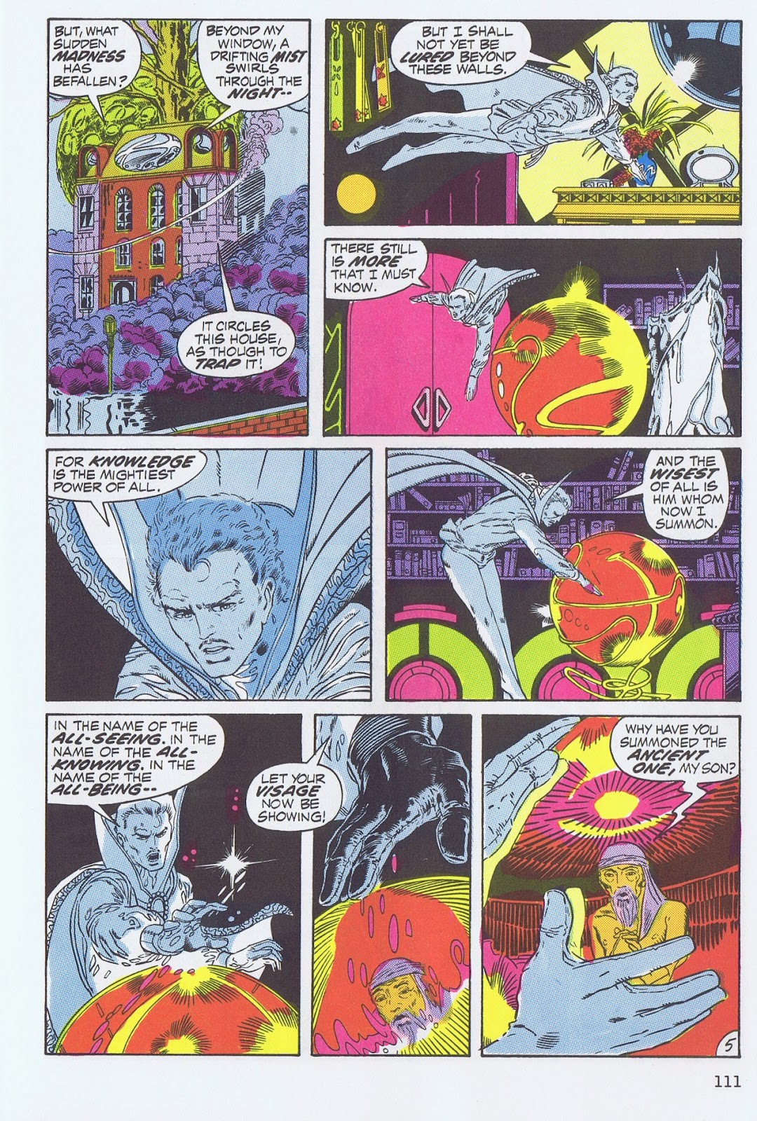 Doctor Strange: Master of the Mystic Arts issue TPB - Page 105