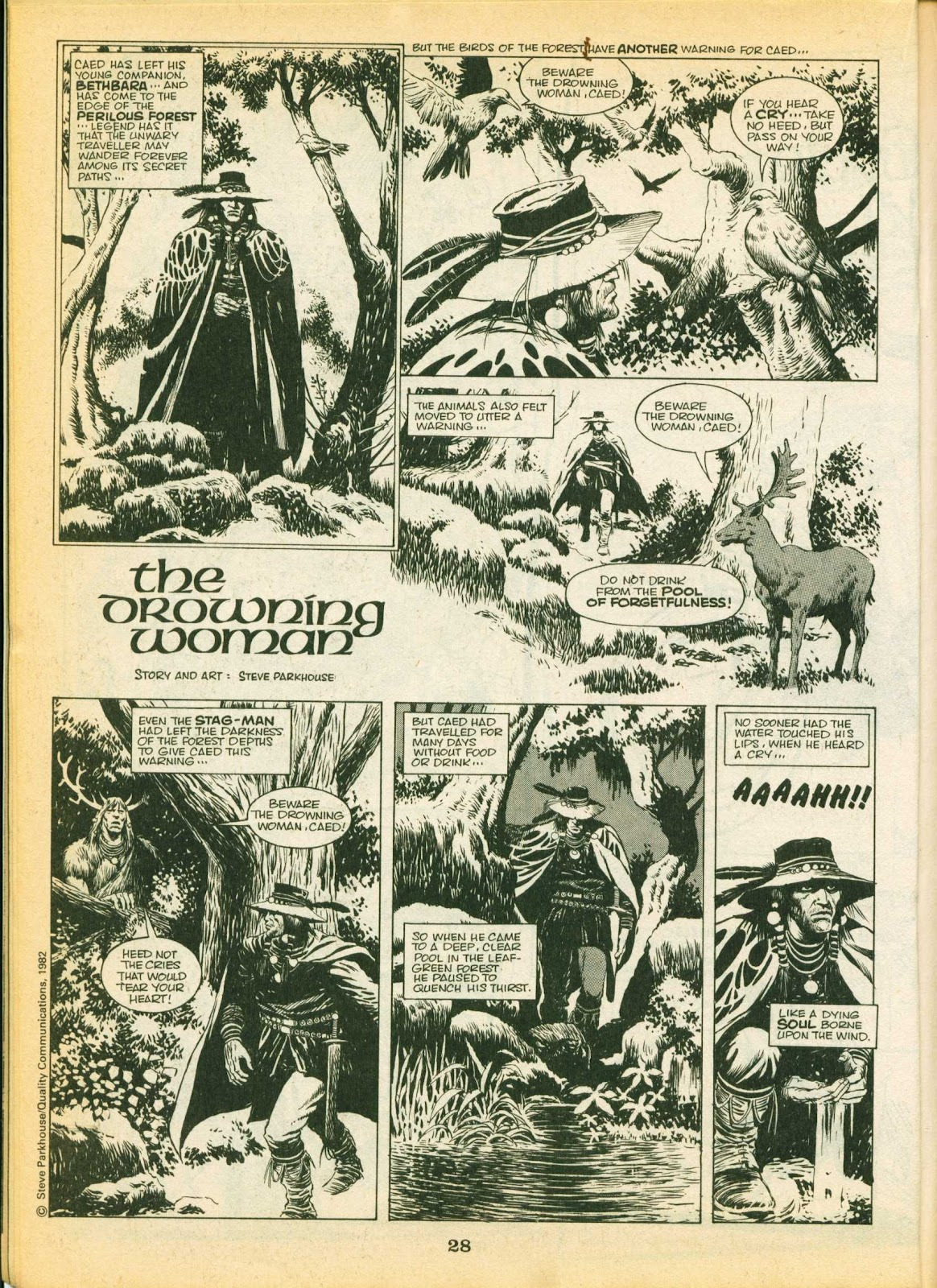 Warrior Issue #5 #6 - English 27