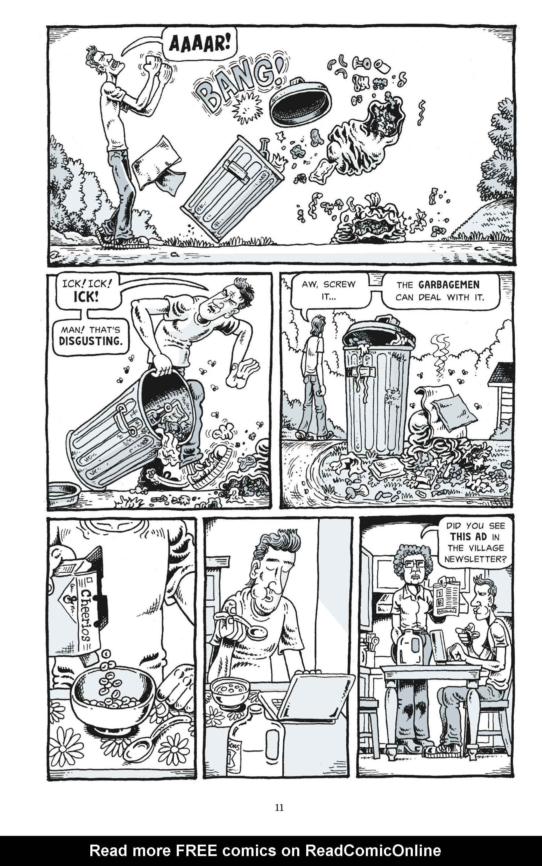 Read online Trashed comic -  Issue # Full - 13