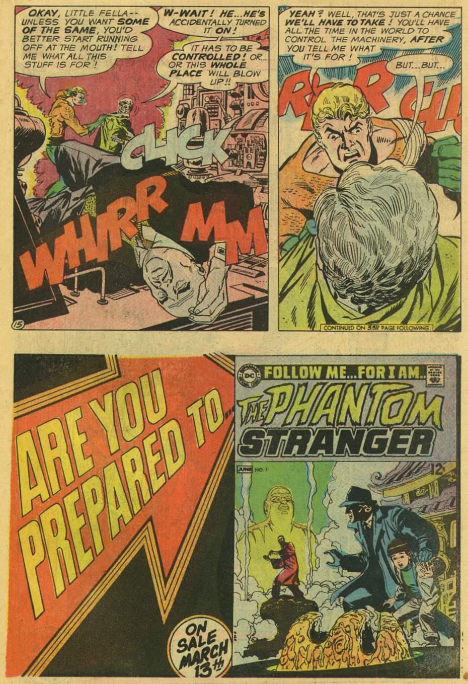 Aquaman (1962) issue 45 - Page 19