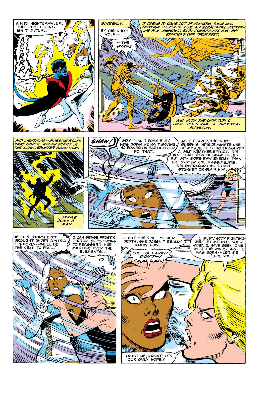 Uncanny X-Men (1963) issue 152 - Page 19