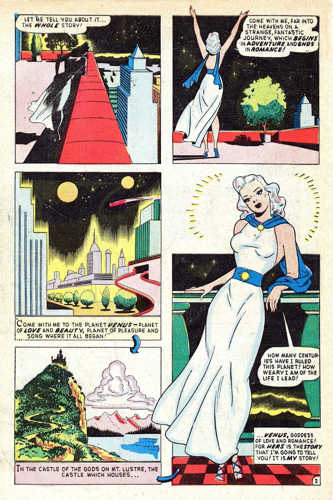 Venus (1948) issue 1 - Page 4