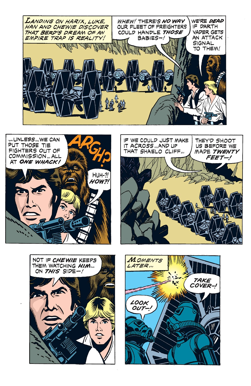 Read online Star Wars Legends: The Newspaper Strips - Epic Collection comic -  Issue # TPB (Part 3) - 17