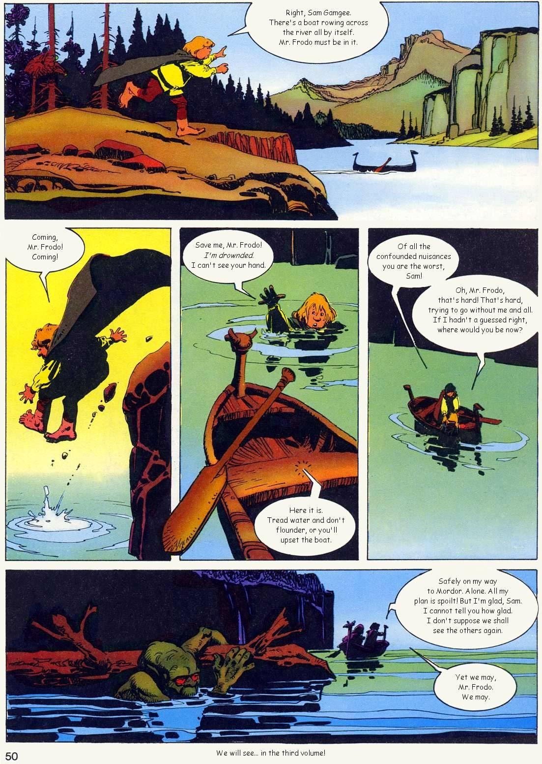 El Señor de los Anillos issue 2 - Page 46