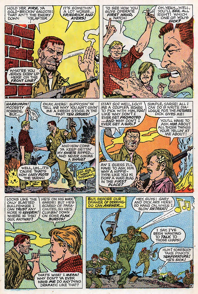 Read online Sgt. Fury comic -  Issue # _Special 4 - 63