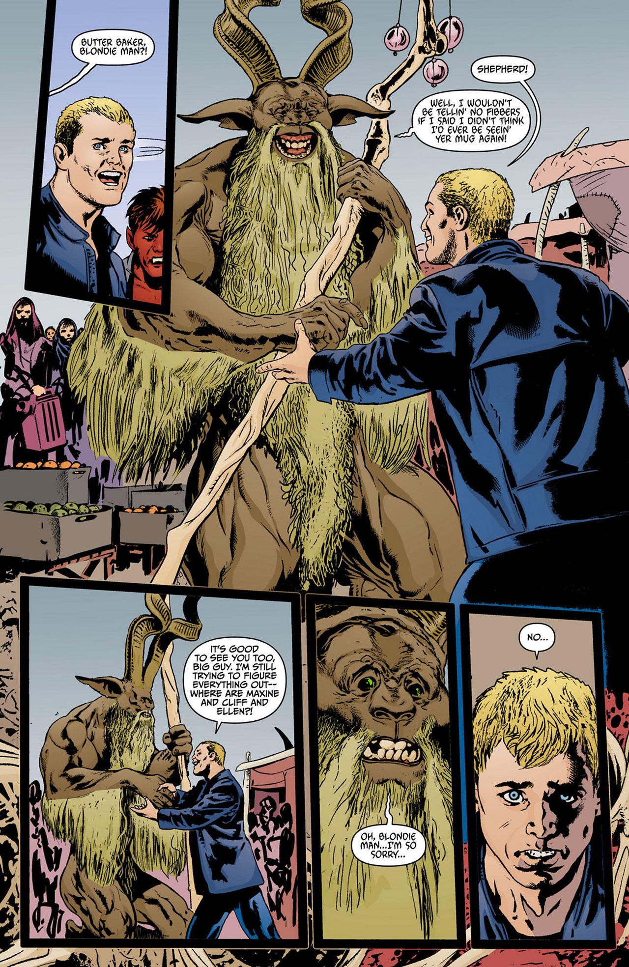 Read online Animal Man (2011) comic -  Issue #13 - 17
