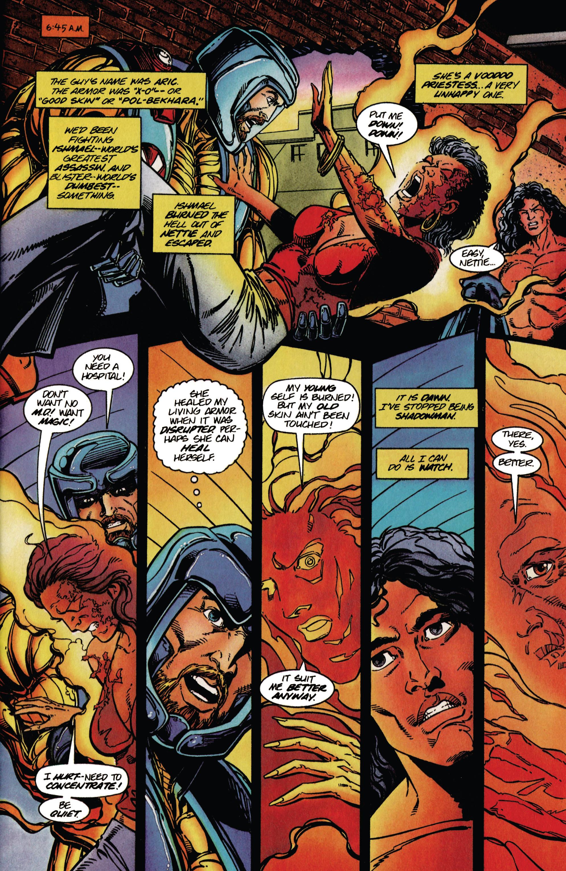 Read online Shadowman (1992) comic -  Issue #38 - 2