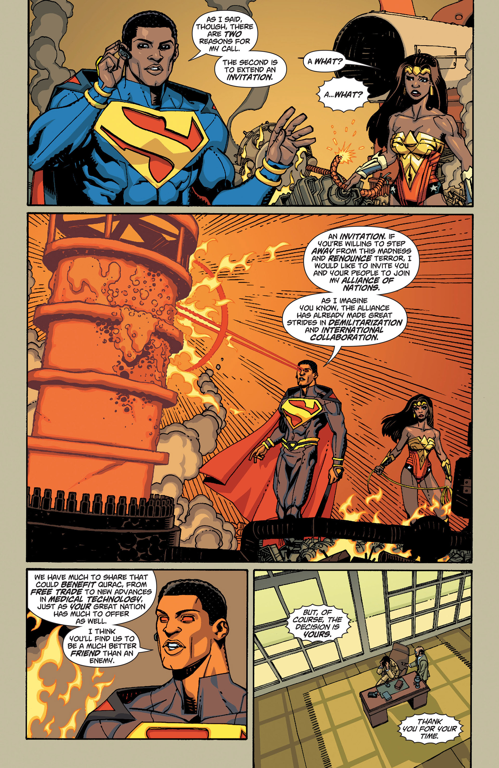 Read online Action Comics (2011) comic -  Issue #9 - 30