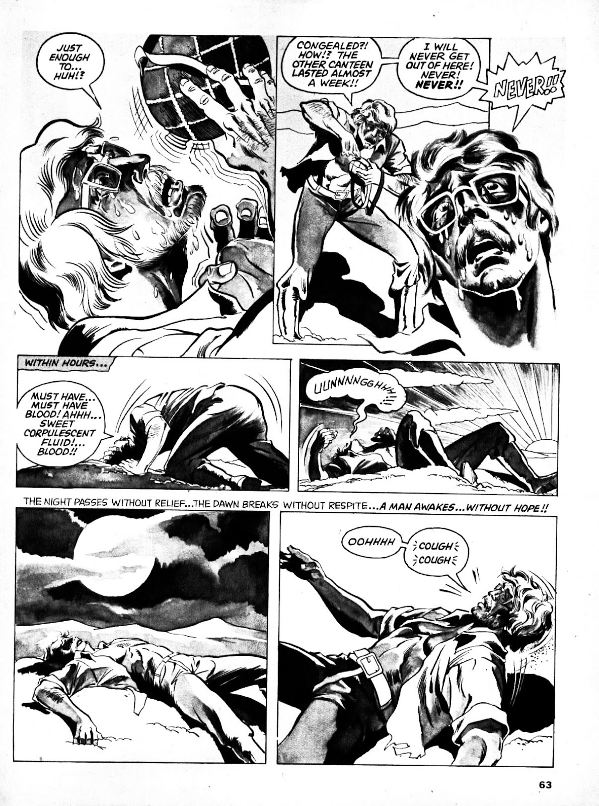 Nightmare (1970) issue 21 - Page 62