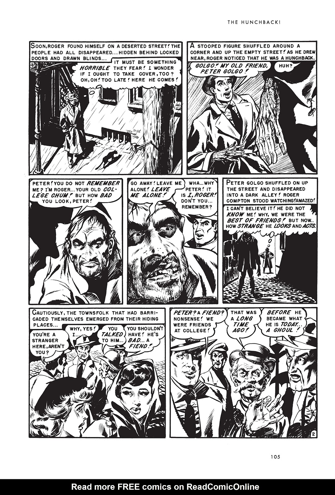 Read online Doctor of Horror and Other Stories comic -  Issue # TPB (Part 2) - 21