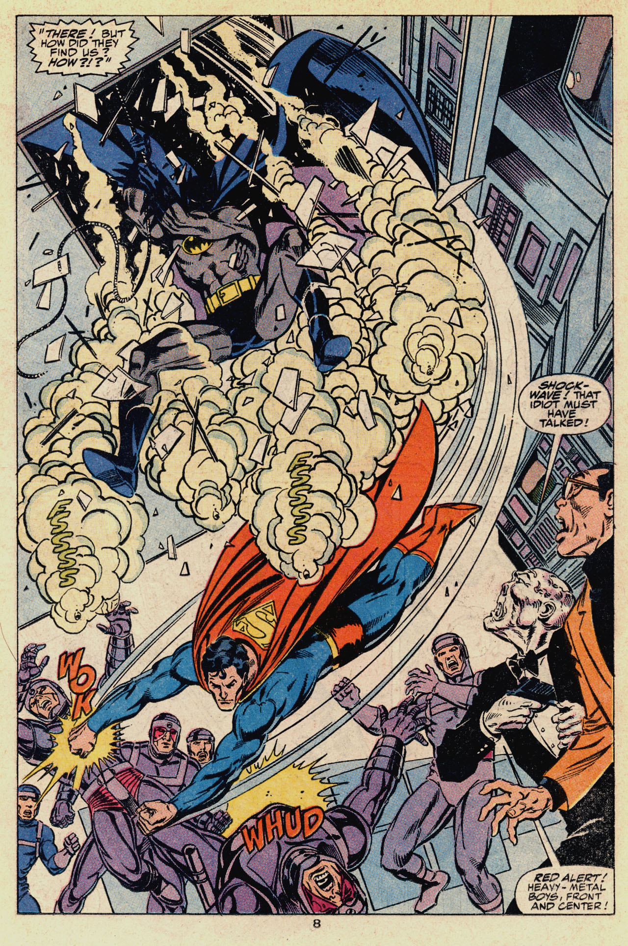 Read online Action Comics (1938) comic -  Issue #654 - 15