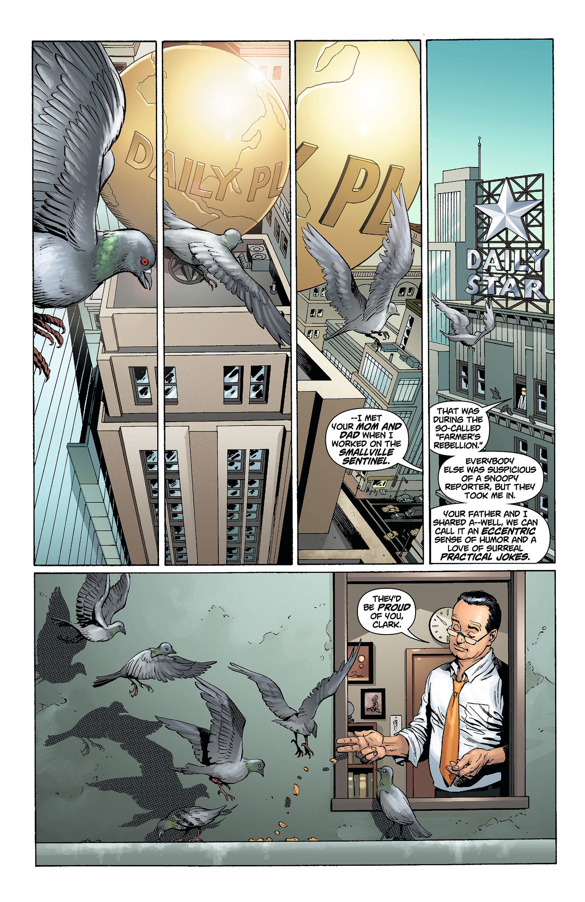 Read online Action Comics (2011) comic -  Issue #8 - 21