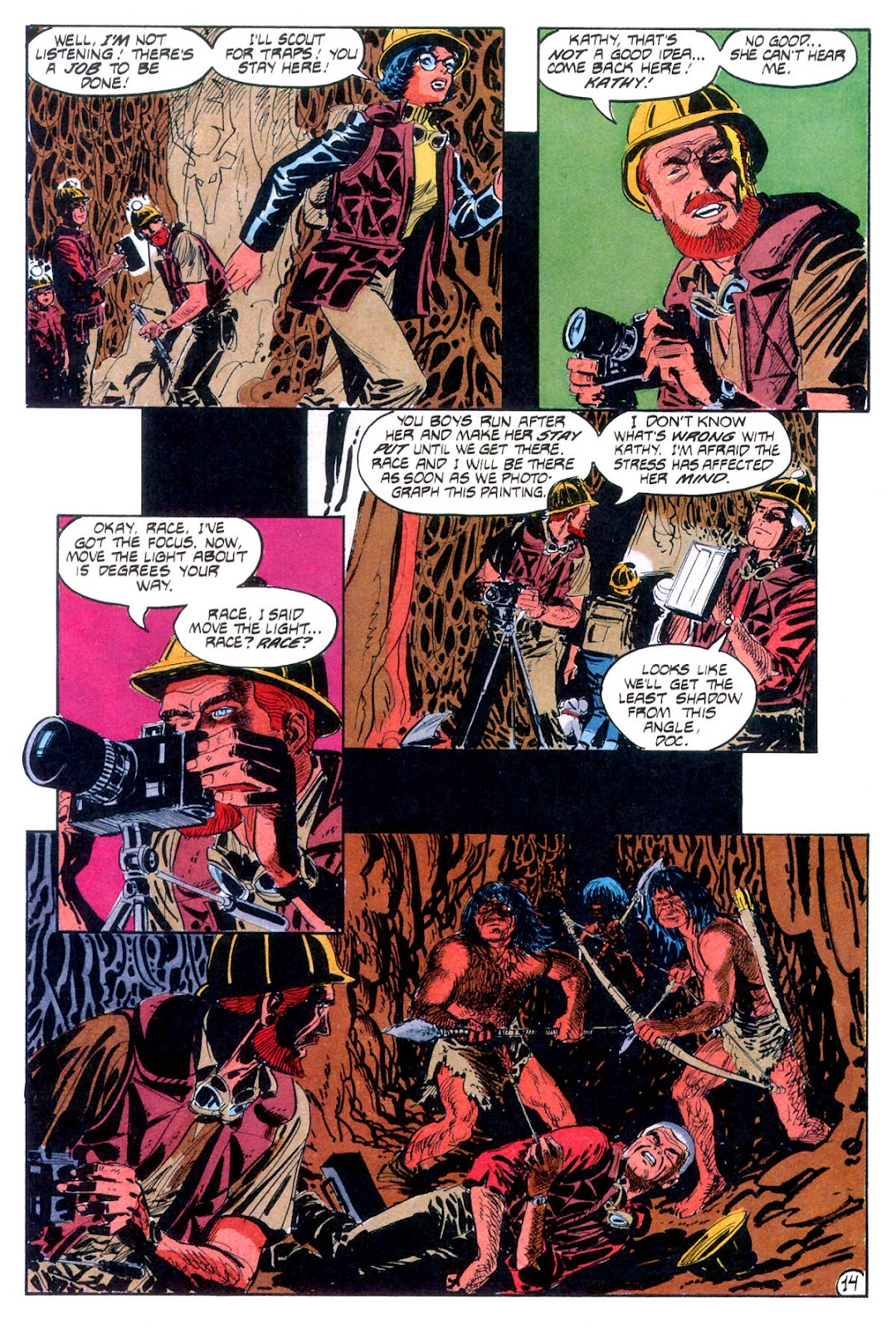 Jonny Quest (1986) issue 12 - Page 17