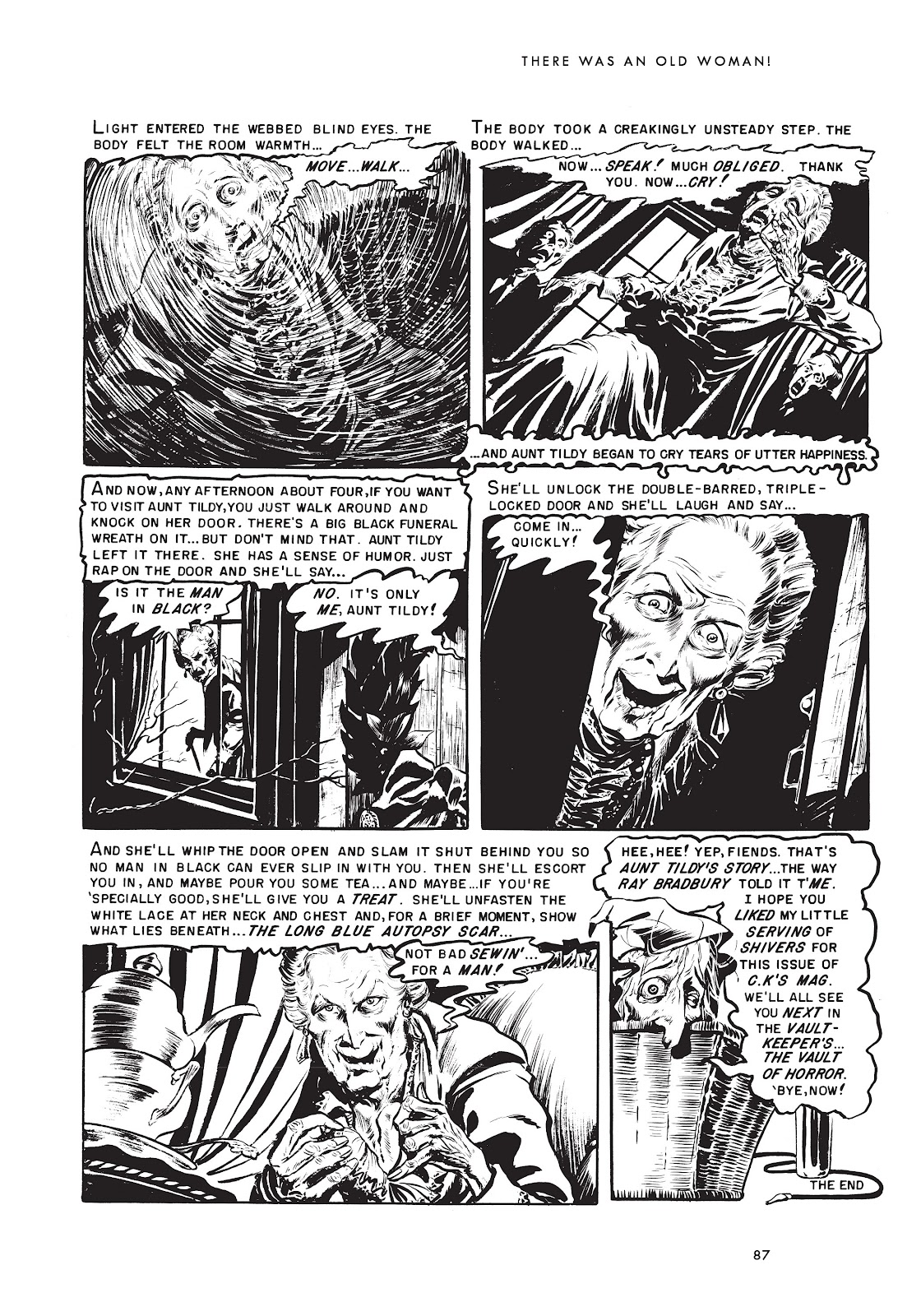 Read online Sucker Bait and Other Stories comic -  Issue # TPB (Part 2) - 2
