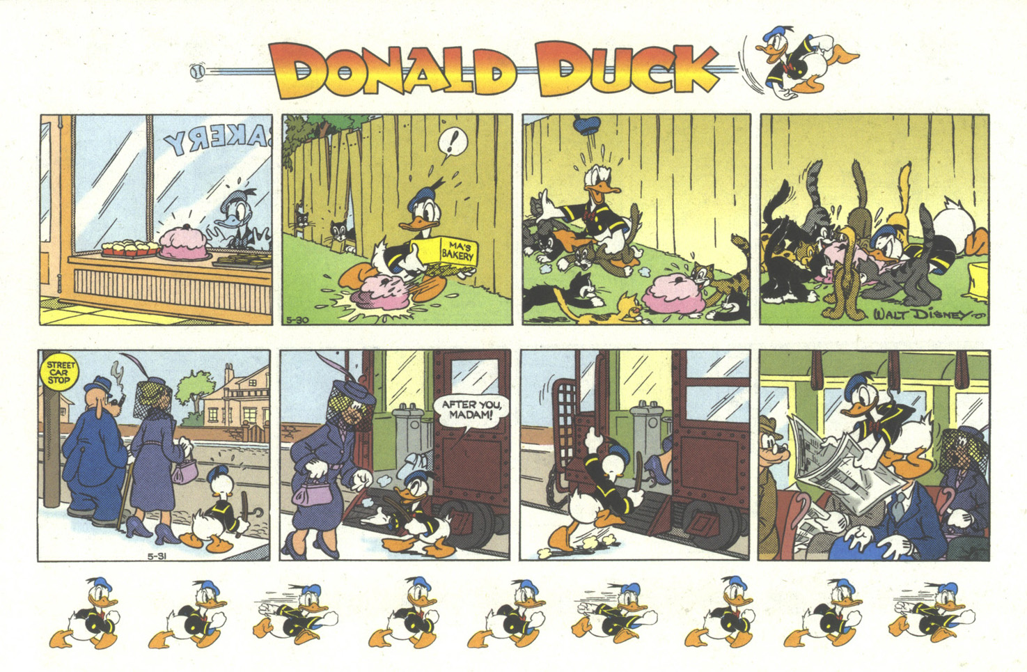 Walt Disney's Donald Duck (1986) issue 297 - Page 24