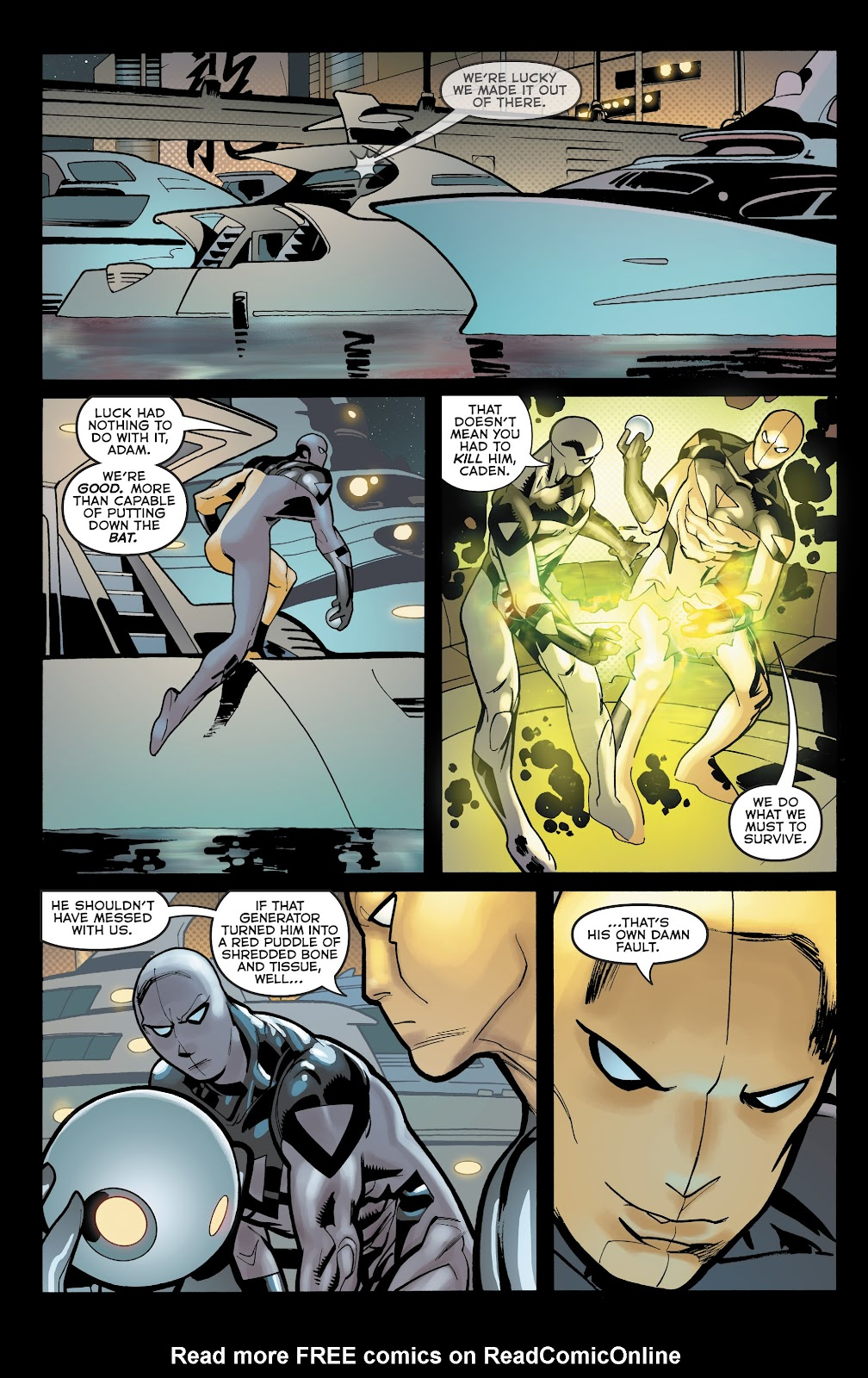 Read online Batman Beyond (2016) comic -  Issue #32 - 8