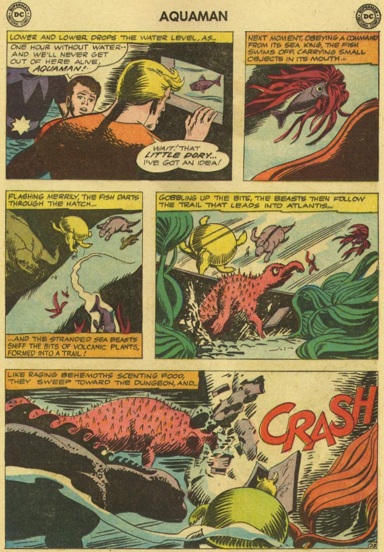 Read online Aquaman (1962) comic -  Issue #7 - 29