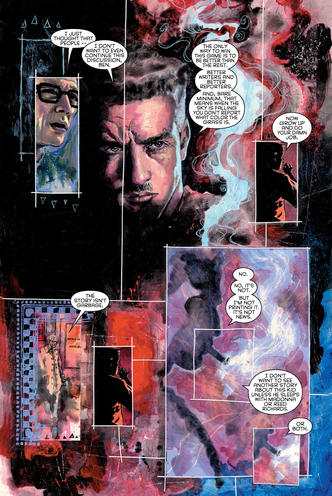 Read online Daredevil (1998) comic -  Issue # _Ultimate_Collection TPB 1 (Part 1) - 17