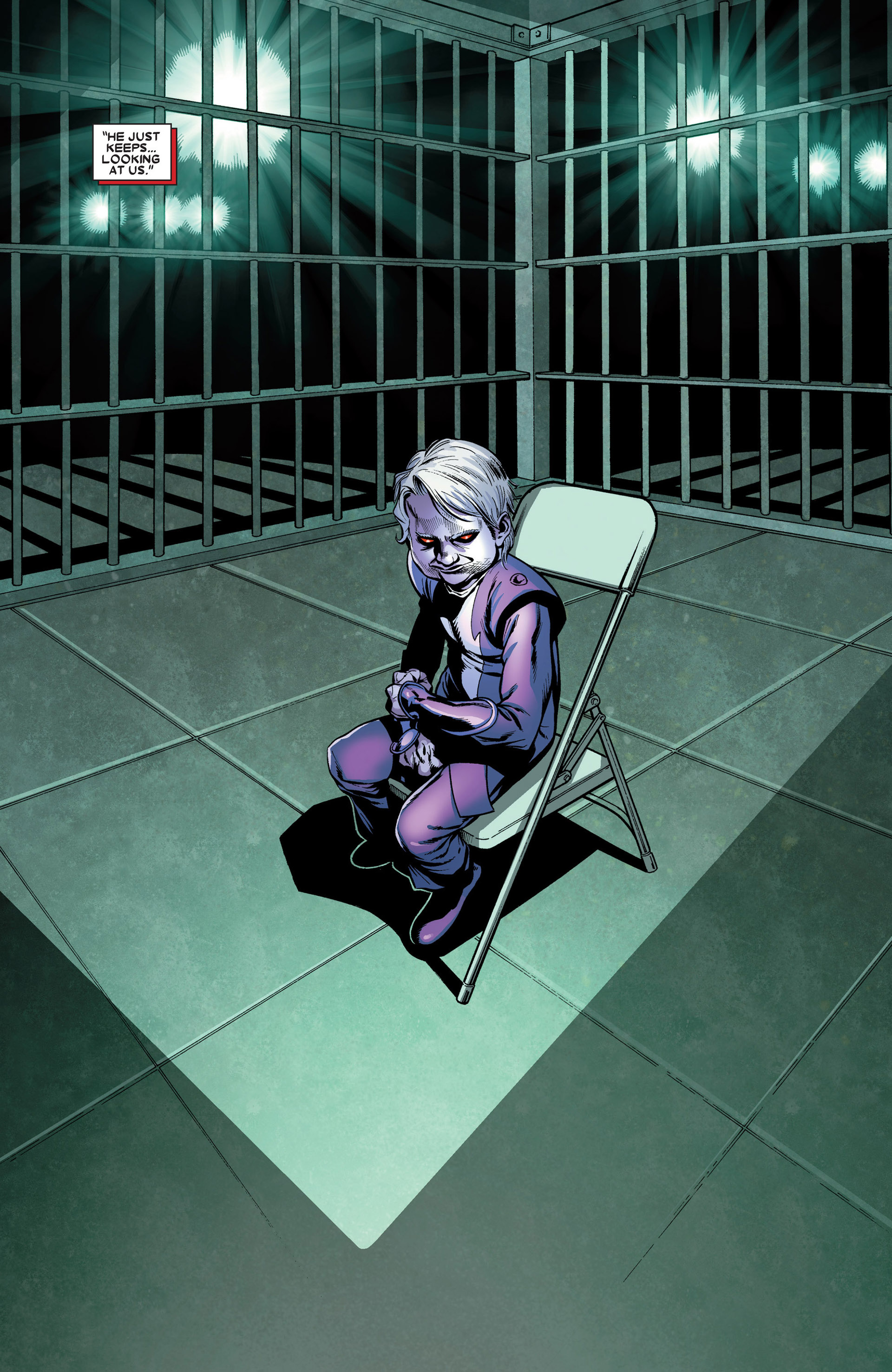 Read online Annihilators: Earthfall comic -  Issue #3 - 3