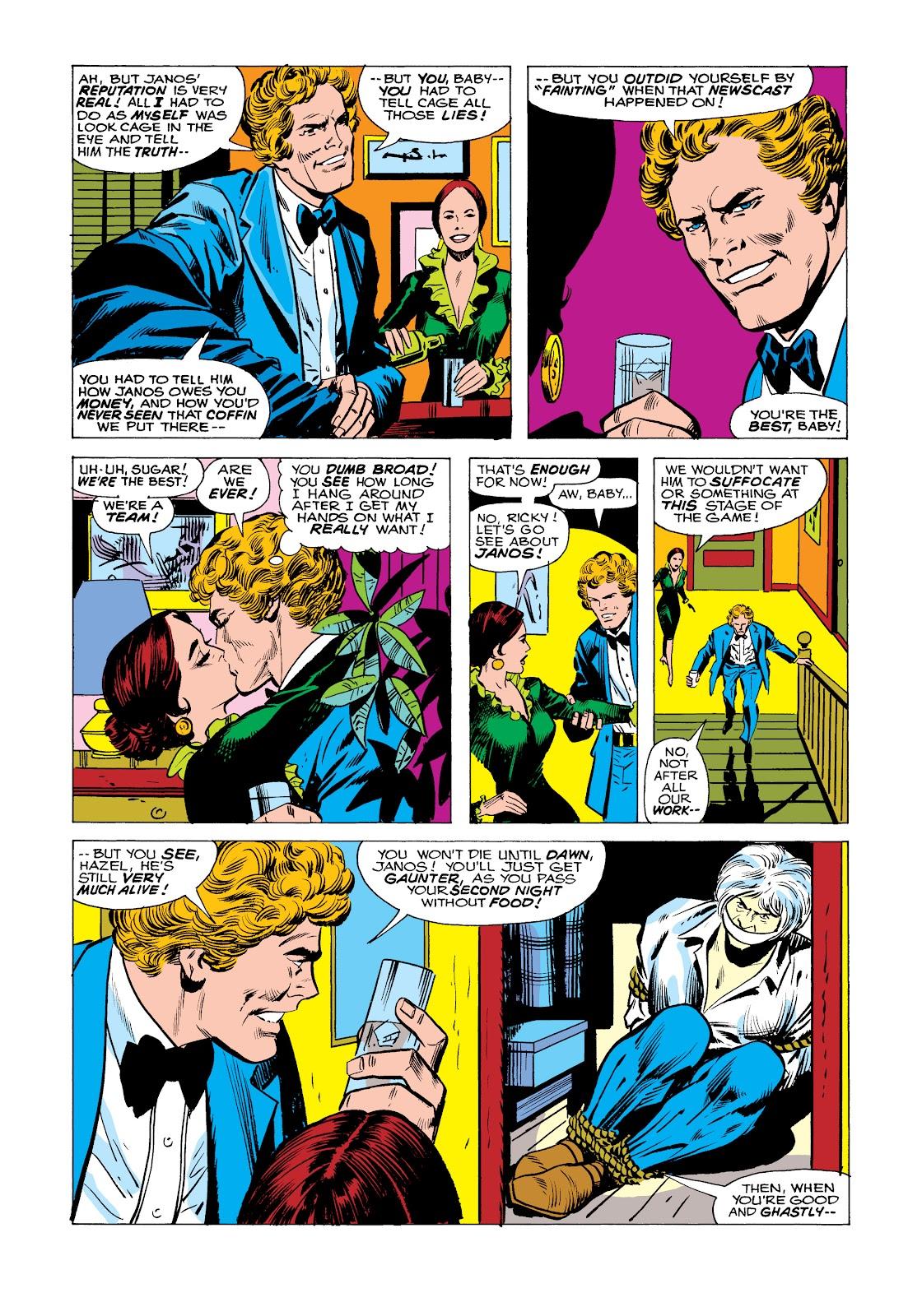 Read online Marvel Masterworks: Luke Cage, Power Man comic -  Issue # TPB 2 (Part 2) - 93