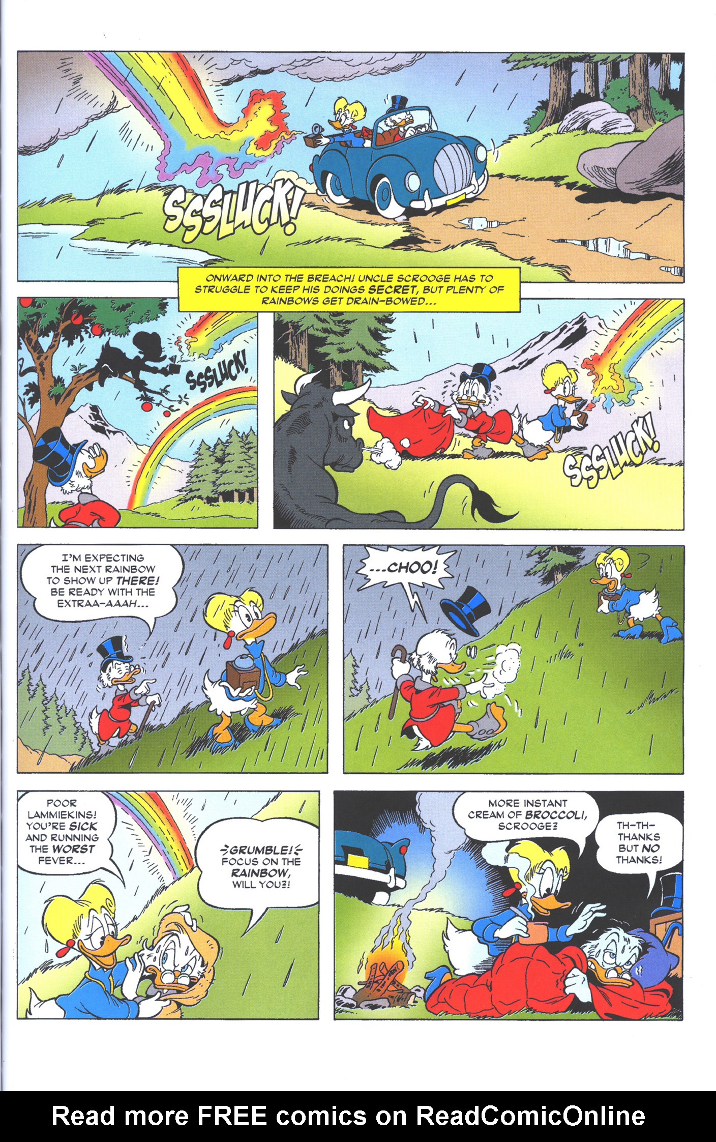 Read online Uncle Scrooge (1953) comic -  Issue #374 - 37