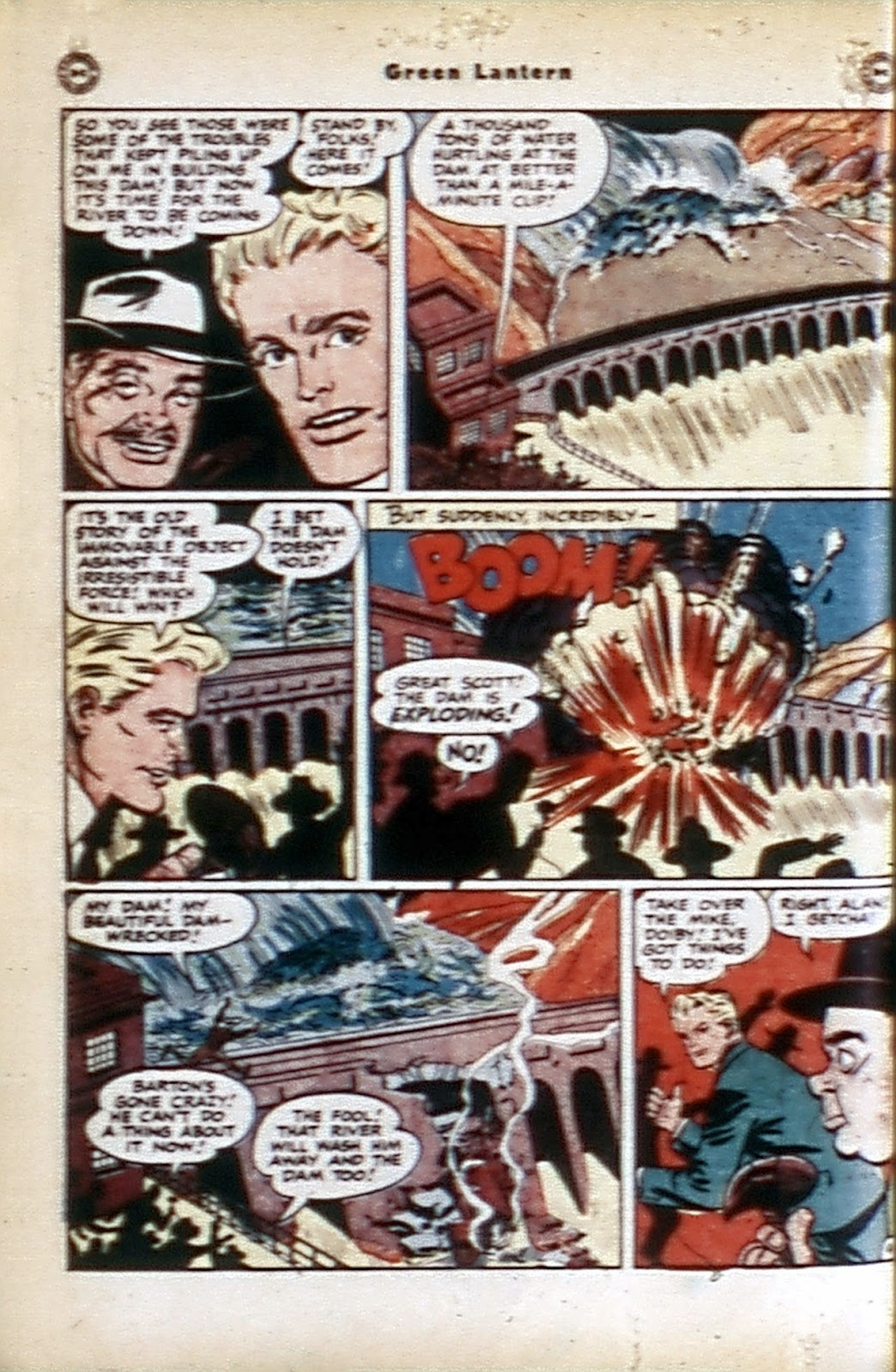 Green Lantern (1941) Issue #32 #32 - English 39
