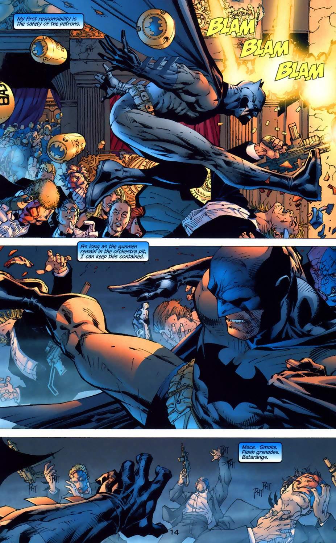 Read online Batman: Hush comic -  Issue #6 - 13