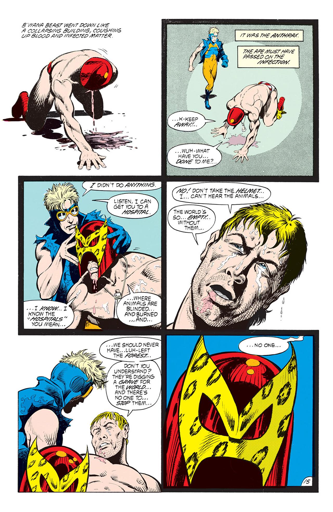Read online Animal Man (1988) comic -  Issue #4 - 17