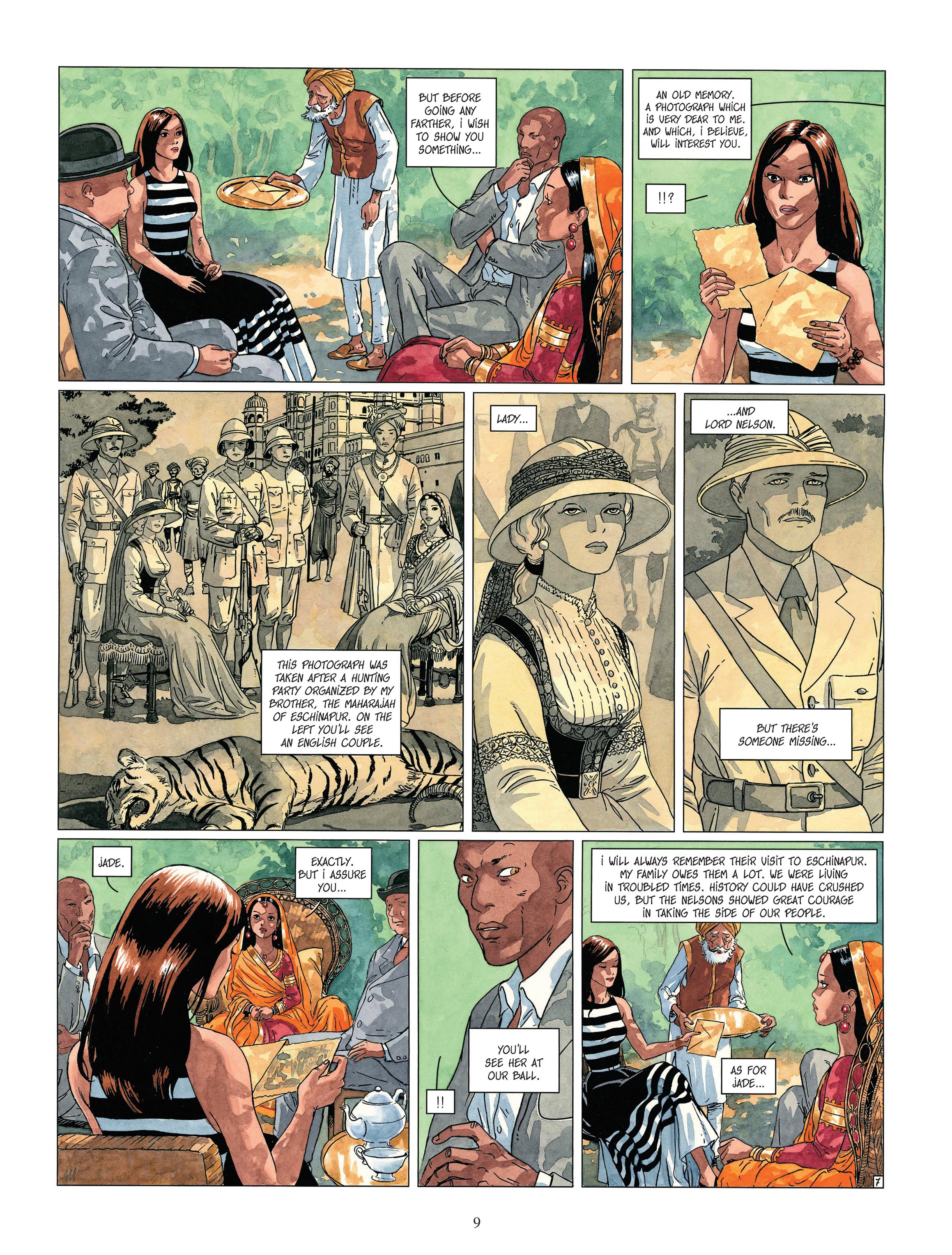 Read online Djinn comic -  Issue #13 - 10