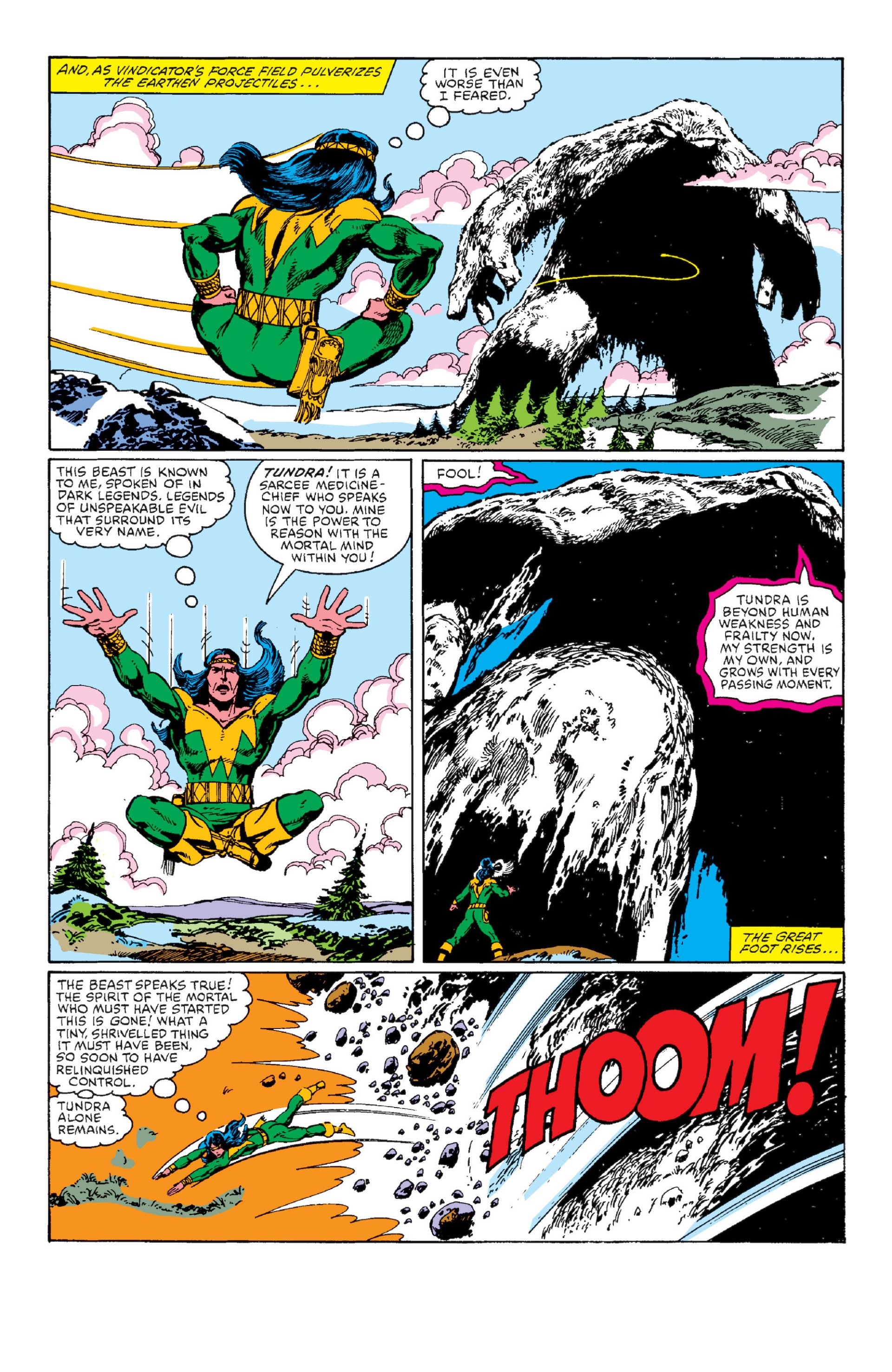 Read online Alpha Flight (1983) comic -  Issue #1 - 29