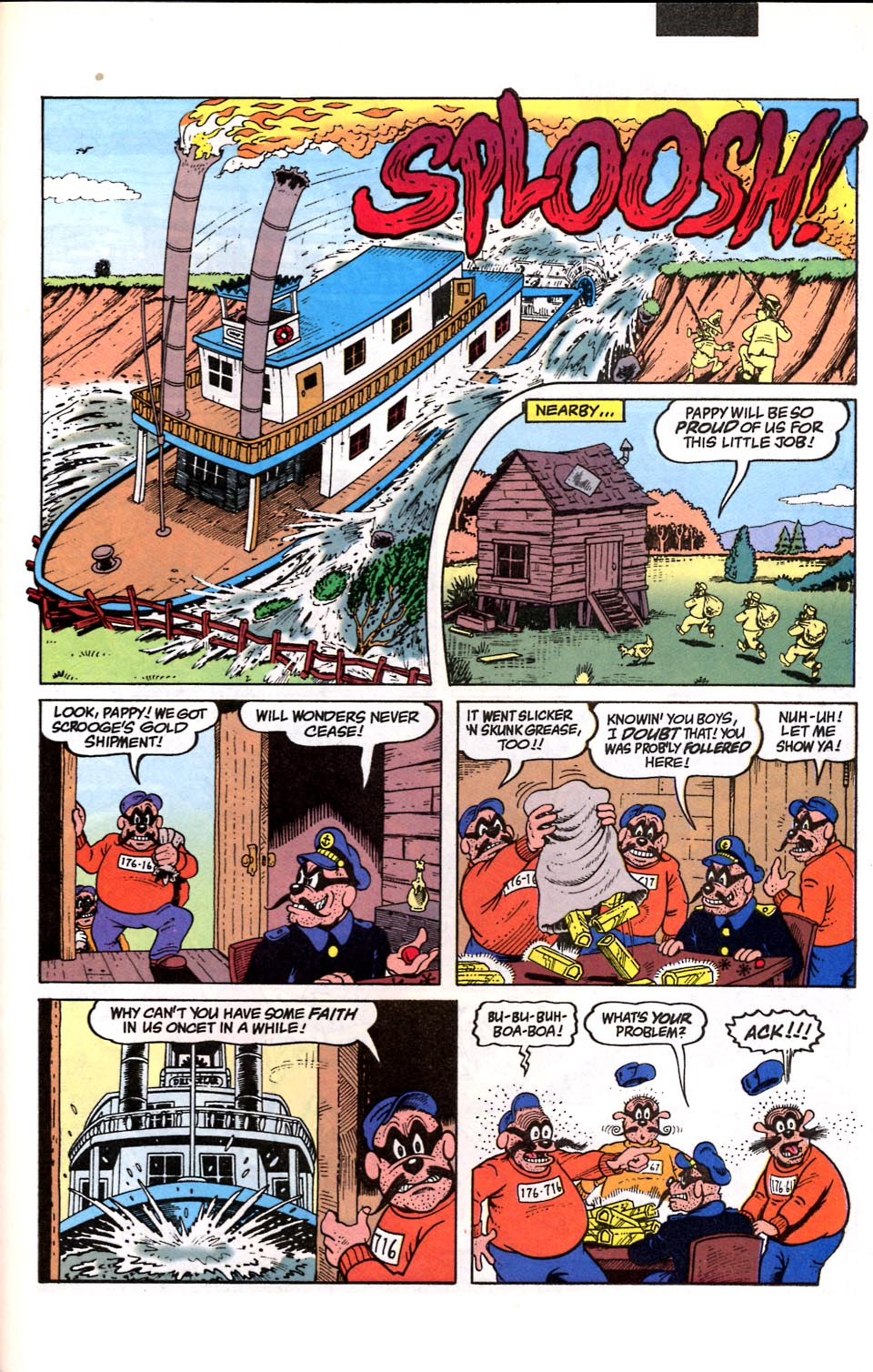 Read online Uncle Scrooge (1953) comic -  Issue #286 - 26