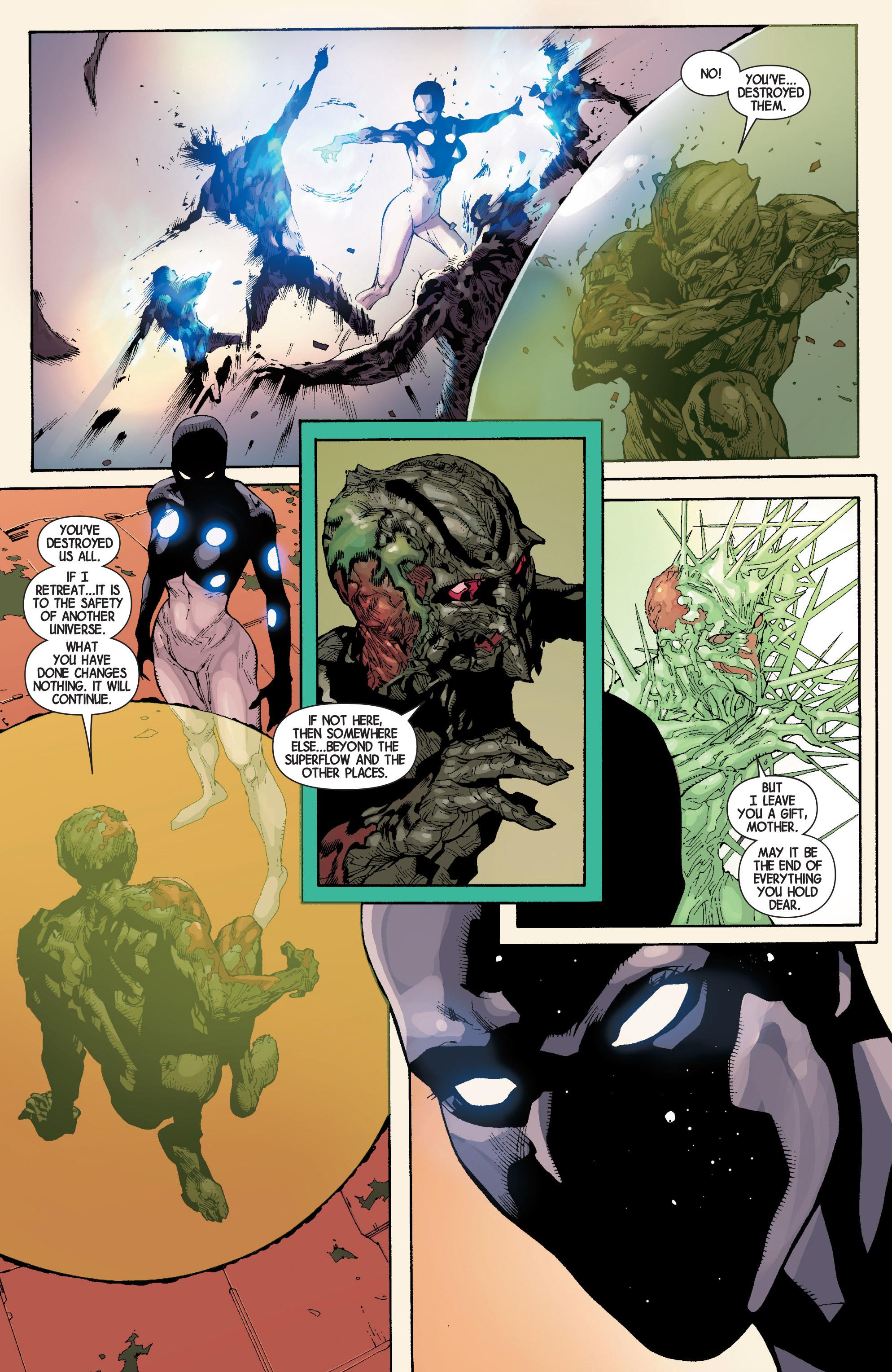 Read online Avengers (2013) comic -  Issue #Avengers (2013) _TPB 4 - 119