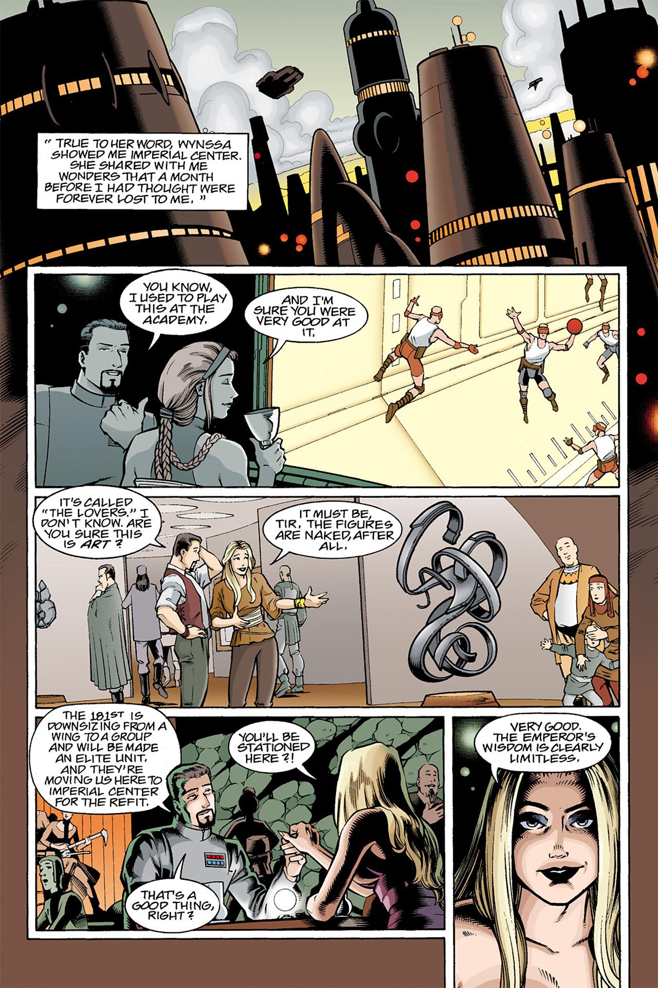 Read online Star Wars Omnibus comic -  Issue # Vol. 3 - 119