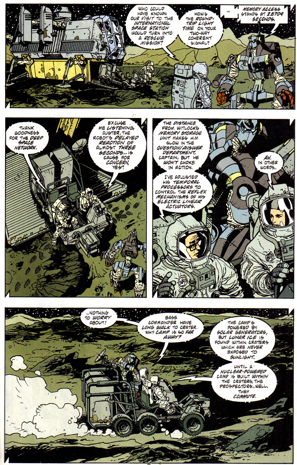 Read online Trouble Magnet comic -  Issue #3 - 10