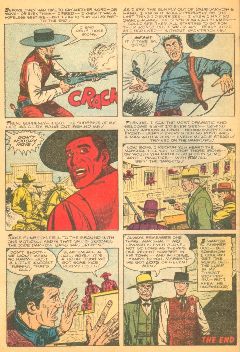 Wyatt Earp issue 21 - Page 32