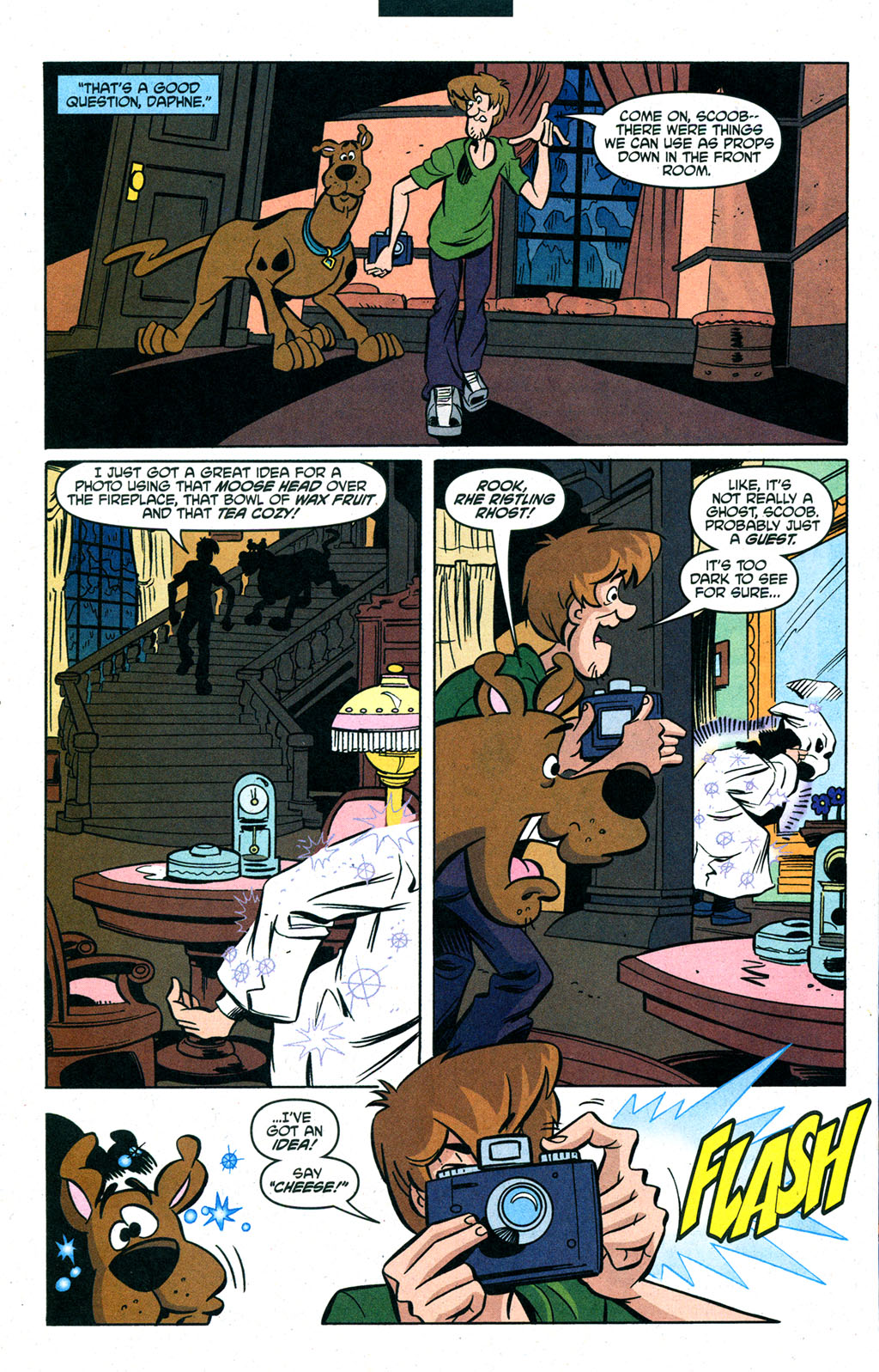 Read online Scooby-Doo (1997) comic -  Issue #88 - 13