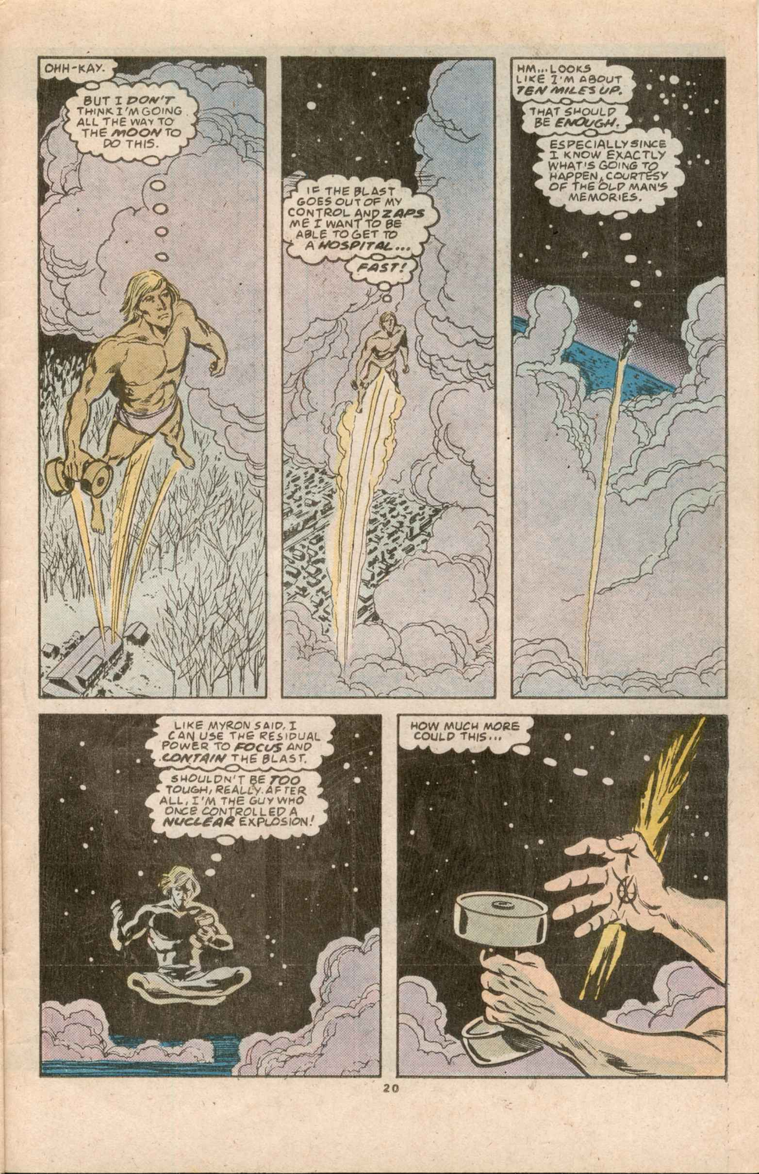 Read online Star Brand comic -  Issue #12 - 22