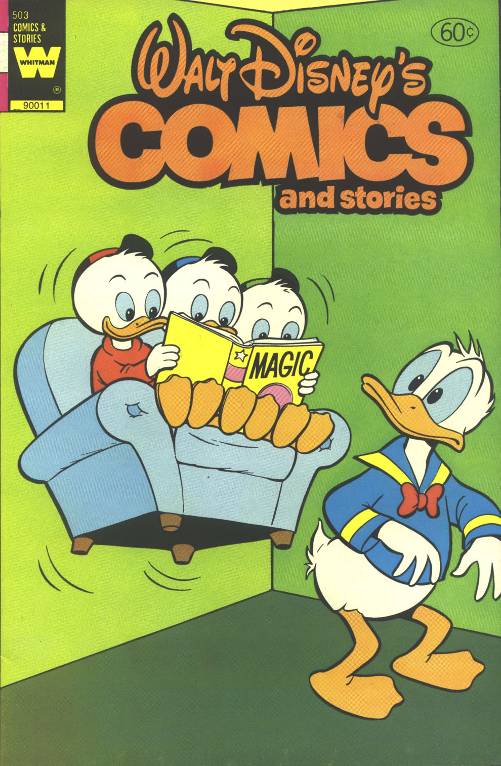 Walt Disney's Comics and Stories issue 503 - Page 1